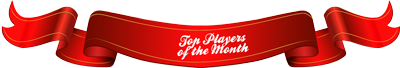 TOP Players of the month